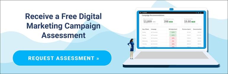 free digital marketing assessment