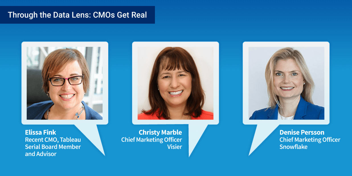 All Female CMOs. All Great Advice.